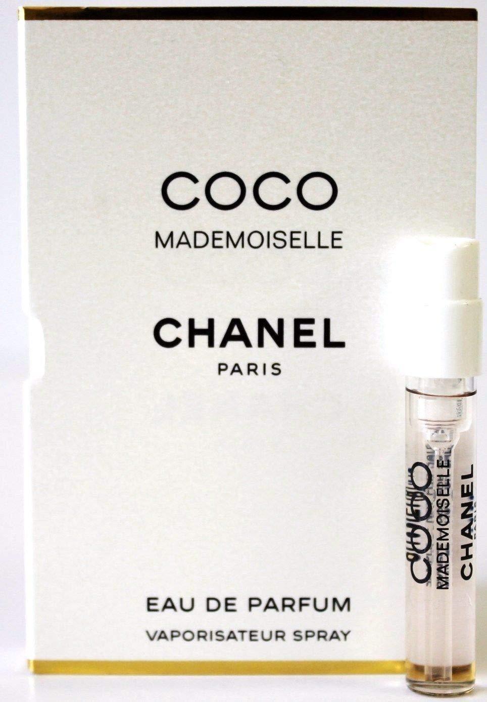 Coco Mademoiselle Eau De Parfum Perfume Sample Vial Travel 1.5 Ml/0.05 Oz by Paris Fragrance