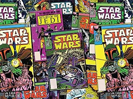 Star Wars Comic Camelot telas colección popelín tela que ...