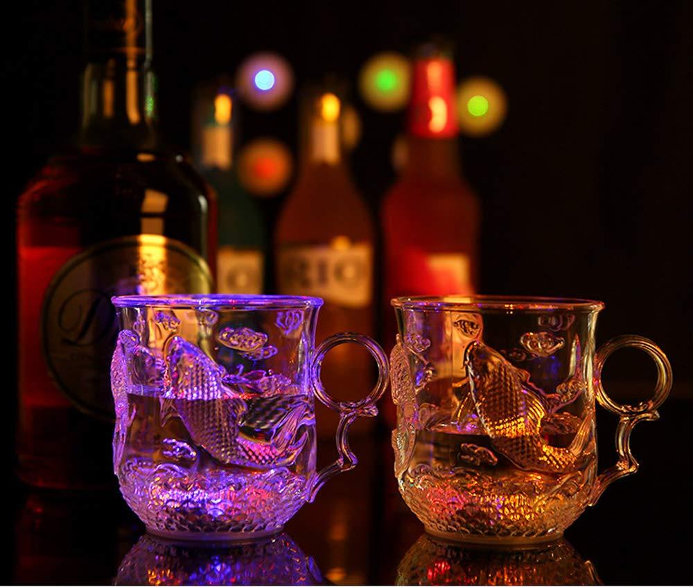 Changement Poisson Cocktail Tasse De Couleur À Cuillères UMqpSzV