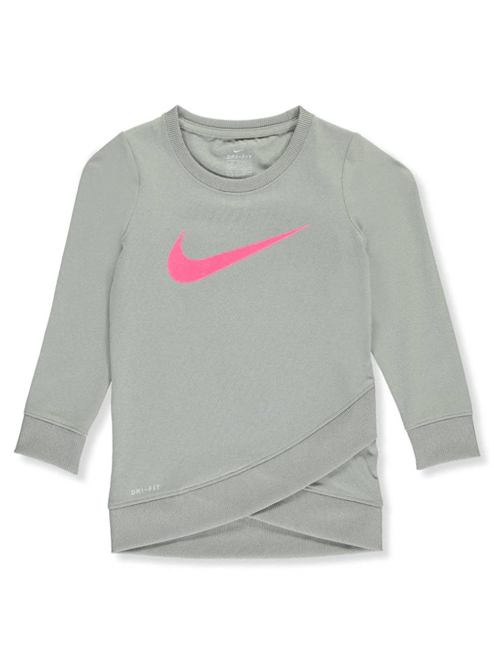 Sizes 4-6X Nike Little Girls Dri-Fit L//S Shirt