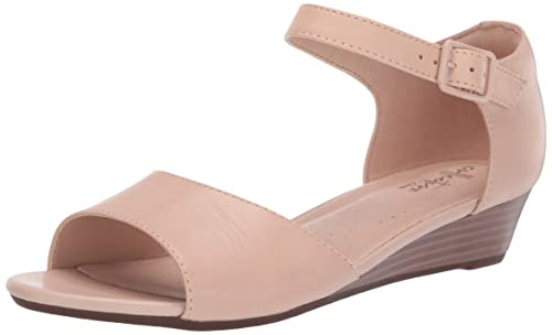 00cb357d12 Clarks Womens Abigail Jane Platform & Wedge Sandals: Amazon.ca ...