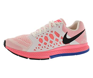 watch 41b2a 4f656 Nike Air Zoom Pegasus 31, Chaussures de Course Homme - - weiß - Rosa -