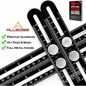 Sigmago Multi Angle Measuring Ruler Made Of Premium