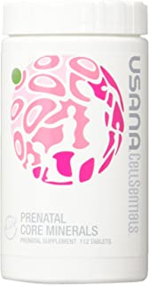 Usana Prenatal CellSentials 112 tablets, pack of two