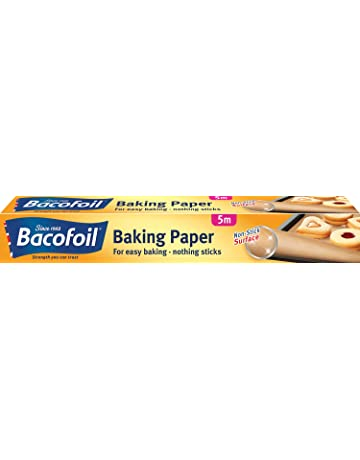 Kitchen, Dining & Bar Cheapest Price Baking Accs. & Cake Decorating 12 X Bacofoil Easy Bake Non-stick Baking Paper