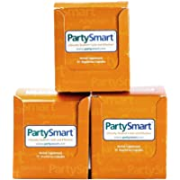 Himalaya PartySmart 10's (3 Pack) for Hangover Prevention, Alcohol Metabolism and Better Morning After 250mg