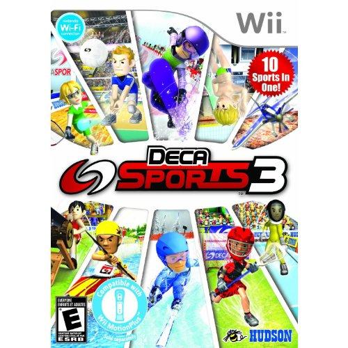 (Deca Sports 3  Nintendo Wii)