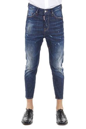aca20843ac36b DSquared2 Hockney S74LA0695 S30342 470 Jeans  Amazon.co.uk  Clothing