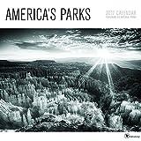2017 Americas Parks Wall Calendar
