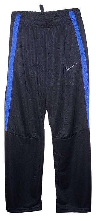 huge discount 9246e e278d Nike Men s Epic Knit Training Pants (Small) Black Blue