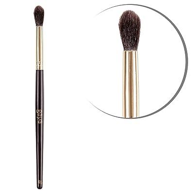 Pincel para Maquillaje Profesional Sombras de Ojos - B1 VEGANO Pincel para Maquillaje de Alta Calidad Resistente de Fibra Sintética - Perfecto para Aplicación y Generación de Sombra de Ojos y Mezcla con C