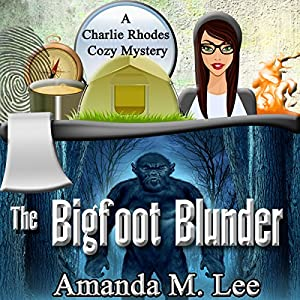 The Bigfoot Blunder Audiobook