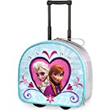 Disney Anna and Elsa Rolling Luggage - Frozen