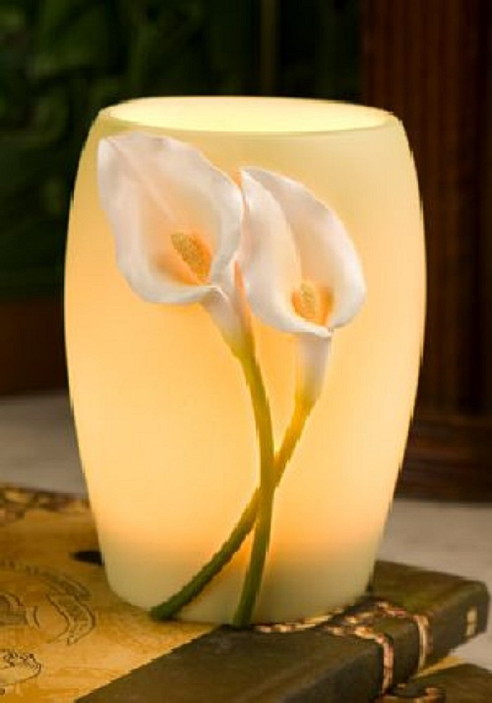 Calla Lily Night Lamp By Ibis Orchid 55000 Night Lights