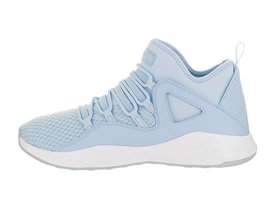 Amazon.com | Jordan Nike Men's Formula 23 Ice Blue/Ice Blue/Wolf Grey  Basketball Shoe 9 Men US | Basketball