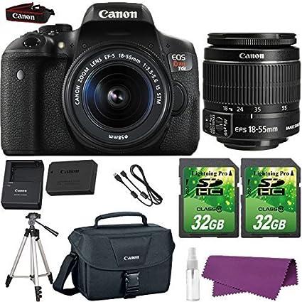 Amazon.com: Canon cámara réflex digital EOS ...