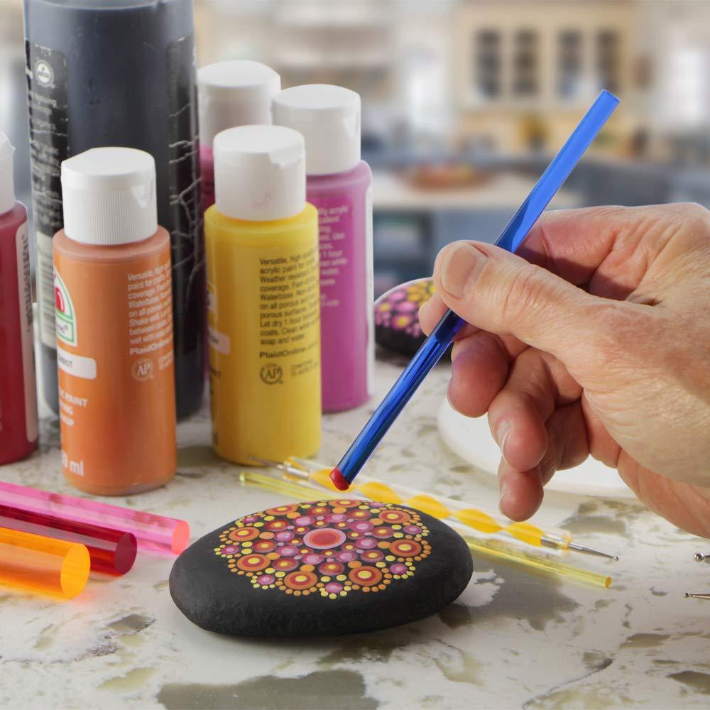 Mandala Dot Painting Tools for Rocks Dot Art Tool Set for Painting Rocks