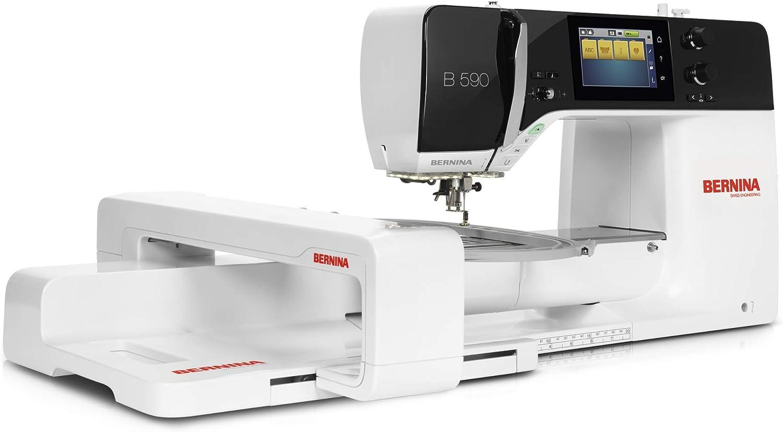 Máquina de Coser y Bordar Bernina 590: Amazon.es: Hogar