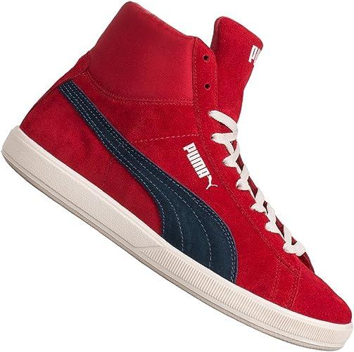 Puma , Baskets mode pour homme Rouge rouge