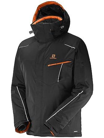 dd8faafd5 Snowwear Jacket Men Salomon Express Jacket  Amazon.co.uk  Sports ...
