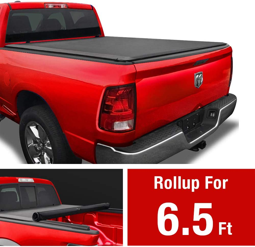 MaxMate Rollup Truck Bed Tonneau Cover