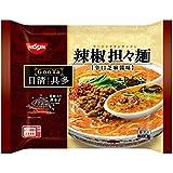 [冷凍] 日清食品 具多辣椒 担々麺 326g