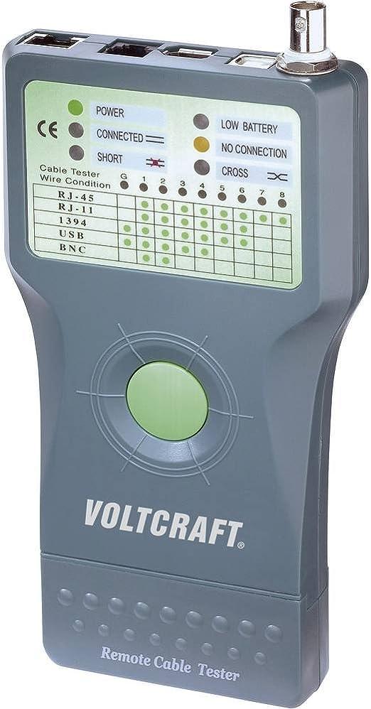 Kabeltester Voltcraft Ct 5 Baumarkt