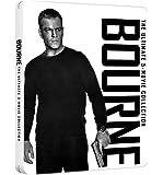 Bourne: 5 Movie Collection (Steelbook) (5 Blu-Ray) [Italia] [Blu-ray]