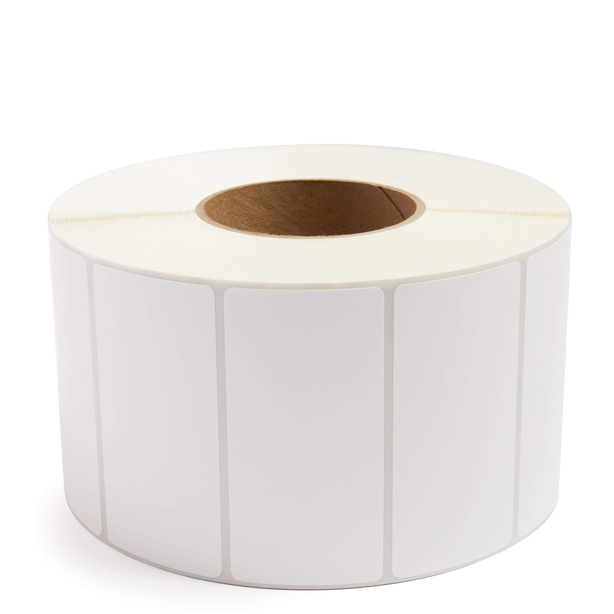 Smith Corona - 4x2 Thermal Transfer Labels (3'' Core) - 2875 Labels/Roll - 4 Rolls by Smith Corona