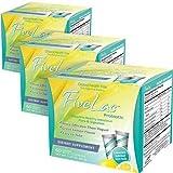Fivelac Probiotic Bonus 3 Pack 180 Pkts