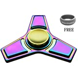 Amazon Price History for:Mermaker Best FIDGET Spinner Toy for relieving ADHD, Anxiety, Boredom EDC Tri-Spinner Fidget Toy Smooth Surface Finish Ultra Durable Non-3D printed