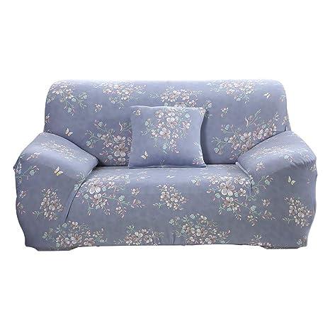 HOTNIU - Funda elástica para sillón o sillón de Dos plazas ...