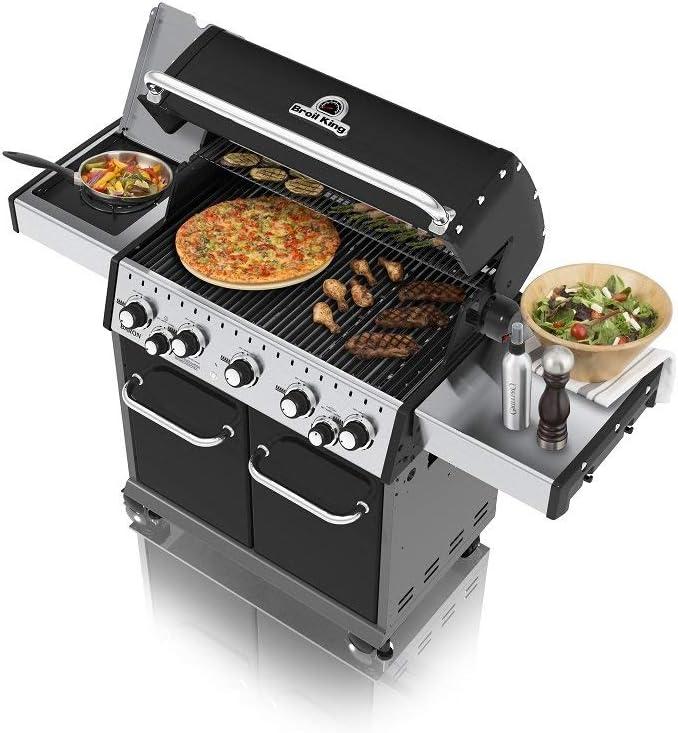 Broil King Barbecue a Gas Baron 590 2019: Amazon.it: Giardino e giardinaggio
