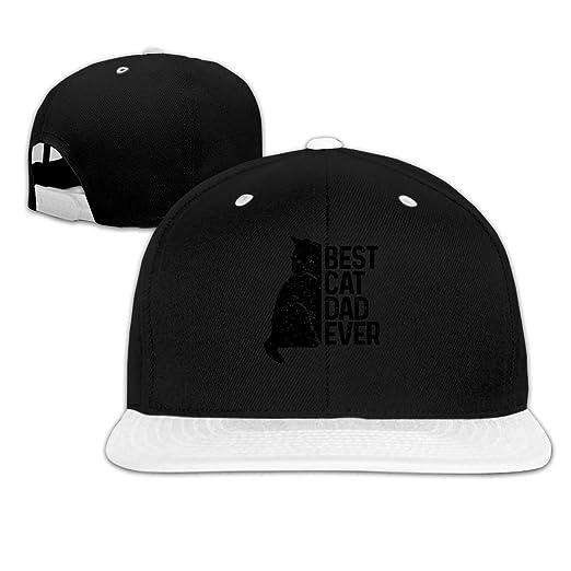 I Have The Best DAD EVER1 Unisex Baseball Cap Cotton Denim Adjustable Hiphop Cap for Men Or Women