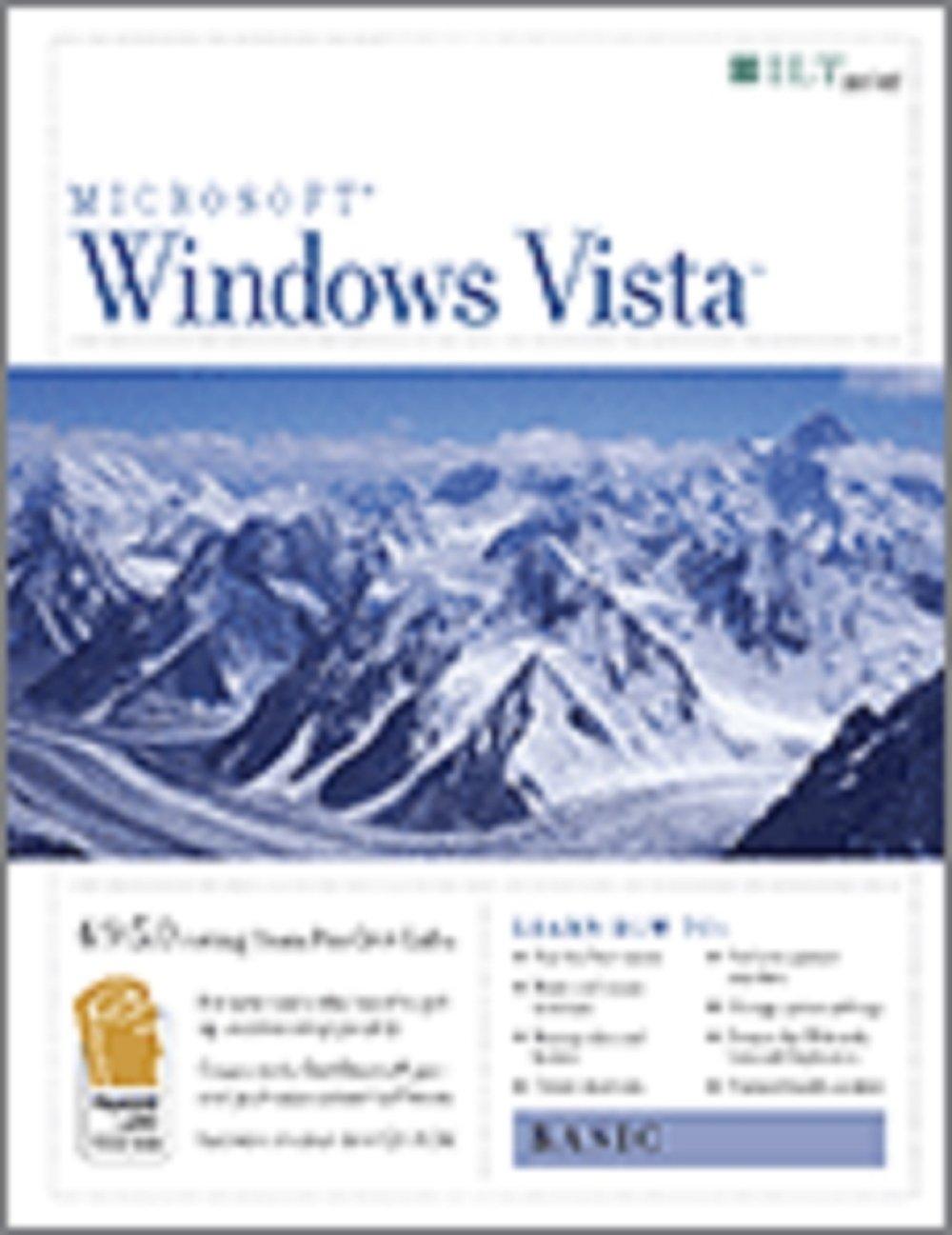 Windows Vista: Basic + Certblaster + Data (ILT)