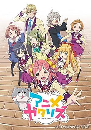 アニメガタリズ DVD