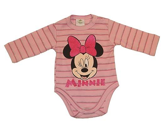 Kleines Kleid Mickey Mouse Strampler Baumwolle
