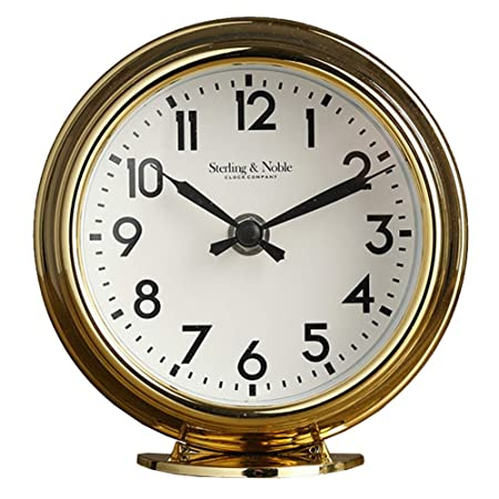 ZHAOFENGE- Relojes de escritorio Reloj del Soporte Reloj Relojes ...
