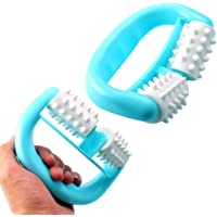 Type D Fat Control Roller Massager Cellulite Leg Fast Anti Fatigue