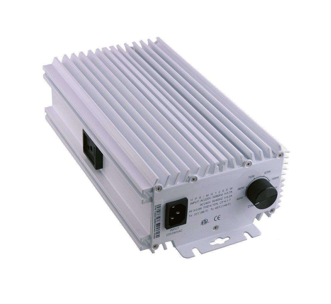 NanoLux  1000 Watt Remote DE Digital Dim Double Ended Remote Ballast