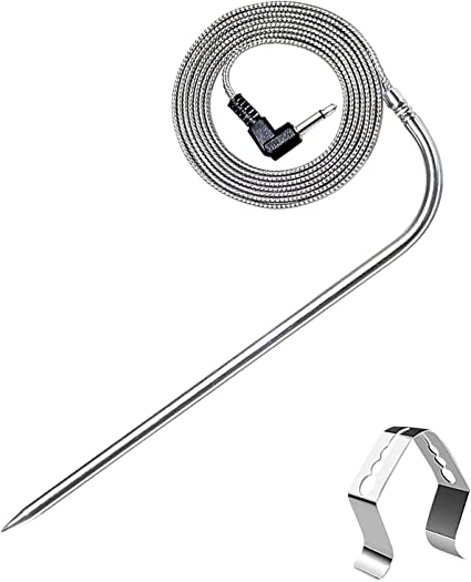 Replacement for Pit Boss Meat Probe Pellet Grills /& Pellet Smokers Parts 3.5 mm.