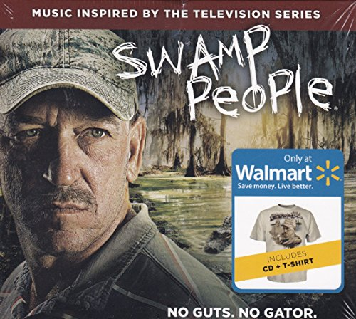 Swamp People Music Inspired By The Television Series with Large Tshirt