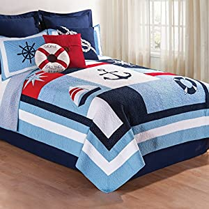 617lJE-QFtL._SS300_ 200+ Coastal Bedding Sets and Beach Bedding Sets