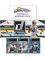 2016 Donruss NFL Football MASSIVE 400