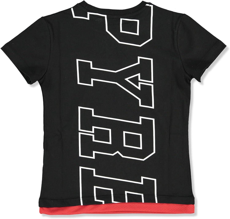 T Shirt Pirex Bambino Nera