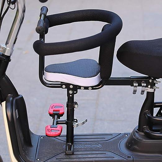 Sillita Portabebé Bicicleta Bicicleta eléctrica delantera del ...