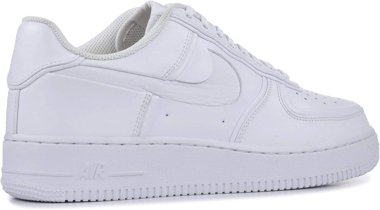 Nike AIR Force 1 John Elliott 'Triple White' AO9291 100