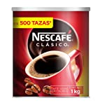 Nescafé Clásico Café Soluble, 1 Kg
