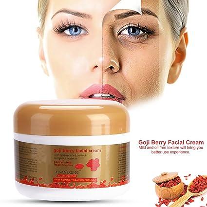 Goji Bayas anti-edad rostro Crema Whitening moisturizer ReVita lisieren antioxi dans Día/Noche