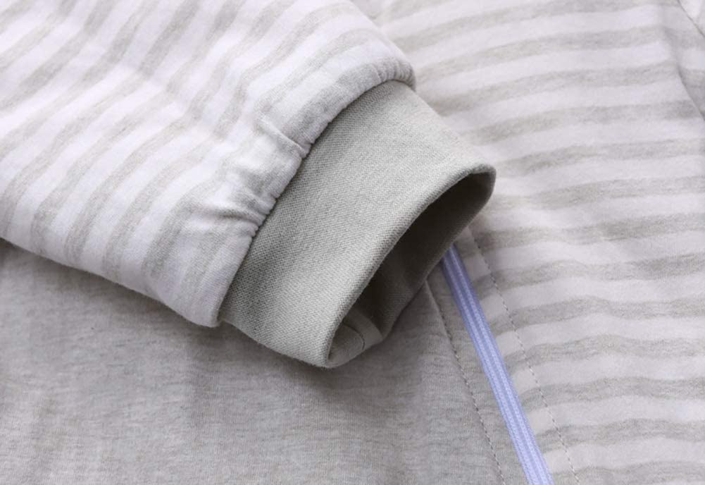 Gigoteuse en coton pour b/éb/é /él/éphant /à manches longues Unisexe rose rose